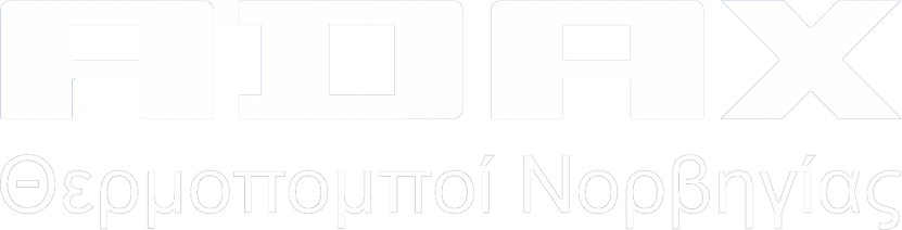 ADAX – Ελληνική αντιπροσωπεία – Θερμοπομποί Νορβηγίας